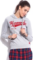 Harvard Full Sleeve Solid Women's Sweatshirt