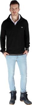 Emporio Armani Full Sleeve Solid Men's Sweatshirt