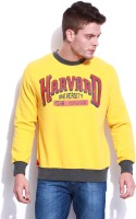 Harvard Full Sleeve Printed Men's Sweatshirt - SWSEFHZY6JZSHNHU