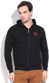 Status Quo Full Sleeve Solid Men's Sweatshirt