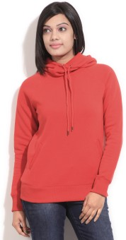 Femella Solid Women's Sweatshirt