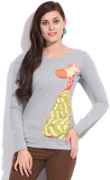 Style Quotient By Noi Full Sleeve Printed Women's Sweatshirt