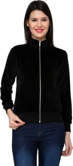 Cayman Autumn Winter Full Sleeve Solid Women's Sweatshirt - SWSE3QGKTXFTGAFP