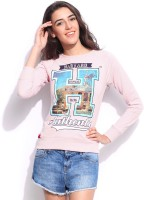Harvard Full Sleeve Printed Women's Sweatshirt - SWSEFHNZTMZHTU9S