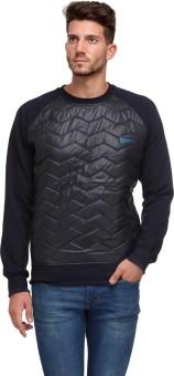 Wear Your Mind Full Sleeve Solid Men's Sweatshirt - SWSEBUJGYUB2C5PK