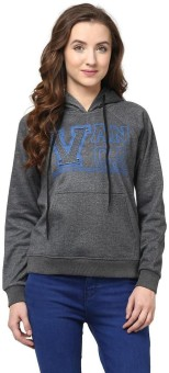 The Vanca Full Sleeve Printed Women's Sweatshirt - SWSEDMUZQCQDVWZE
