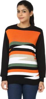 Black Sheep Full Sleeve Woven Women's Sweatshirt - SWSEADCE3MCNZWCN