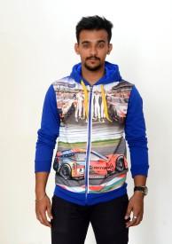 WHODUNIT Full Sleeve Graphic Print Men's Sweatshirt