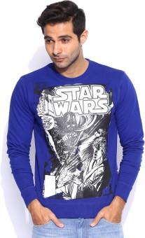 Kook N Keech Star Wars Full Sleeve Printed Men's Sweatshirt - SWSEEUA2FB7XGGFC