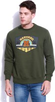 Harvard Full Sleeve Printed Men's Sweatshirt - SWSEFHZYZ6XAQY9C