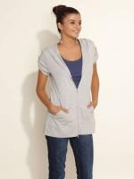 Esprit Half Sleeve Solid Women's Sweatshirt