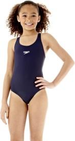 Speedo SPLASHBACK Solid Girl's Swimsuit