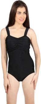 Nidhi Munim Swimwear Solid Women's - SWIEB572KVDDCHJY