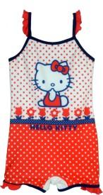 Hello Kitty Swim Wear Printed Girl's