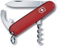 Victorinox Waiter 6 Function Multi Utility Swiss Knife (Red)