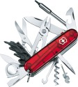 Victorinox 15 Tool Pocket - Red