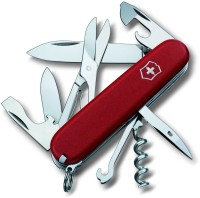 Victorinox Ecoline, (3.3703) 10 Function Multi Utility Swiss Knife (Red)