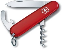 Victorinox 0.3303 - Waiter 9 Function Multi Utility Swiss Knife (Red)