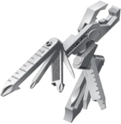 ST53100 Micro-Max 19-in-1 Key Ring Multi Function Tool