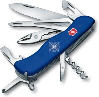 Victorinox 0.9093.2W 17 Function Multi Utility Swiss Knife (Blue)