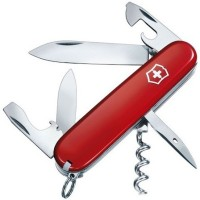 Victorinox Army Knife ,Blistered 1.3603.B1 12 Function Multi Utility Swiss Knife (Red)
