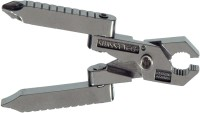 Swiss+Tech Micro-Tech 6 Tool Multi-utility  Swiss Knife (Silver)