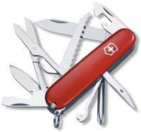 Victorinox 1.4713 15 Function Multi Utility Swiss Knife (Red)