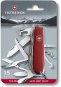 Victorinox Original Swiss Army 15 Tool Pocket  Swiss Knives - Red