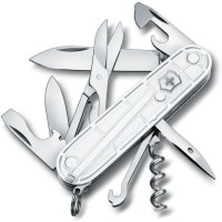 Victorinox Original Climber White Christmas Special Edition 14 Function Multi Utility Swiss Knife (White)