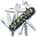 Victorinox Original Swiss Army 14 Tool Pocket  Swiss Knives - Green