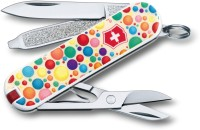 Victorinox 0.6223.L1403 - Classic Limited Edition - Color Up Your Life 7 Function Multi Utility Swiss Knife (Designer)
