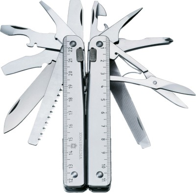 3.0327.L 11 Tool Pocket Swiss Knife