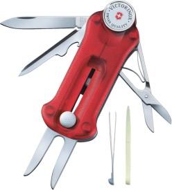 0.7052.T Golf 6 Tool Pocket Swiss Knife