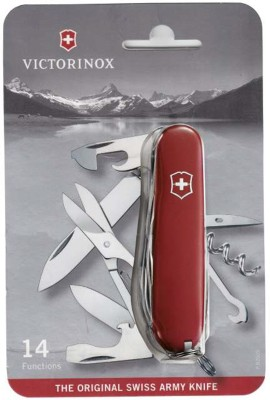 1.3703 Climber Pocket Swiss Knife