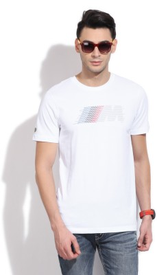 Puma Printed Men's Round Neck T-Shirt