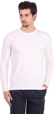 Bahamas Solid Men's Round Neck T-Shirt