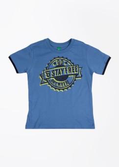 United Colors Of Benetton Boy's T-Shirt - TSHE5N6HRWYFS2GH