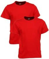 Gkidz Solid Boy's Round Neck T-Shirt - Pack Of 2