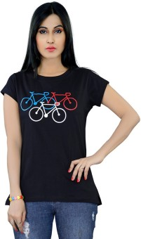 Mint Solid Women's Round Neck T-Shirt