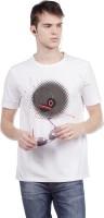 C.Vox Printed Men's Round Neck T-Shirt