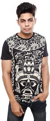 Viral Lifestyle Printed Men's Round Neck T-Shirt