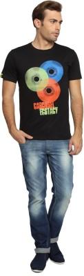 SharkTribe Printed, Graphic Print Men's Round Neck T-Shirt