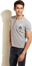 Duke Printed Men's Polo T-Shirt