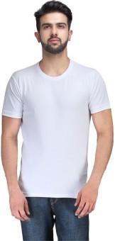 TSX Solid Men's Round Neck T-Shirt Pack Of 6 - TSHE8N2GU9NCCFVS