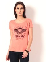 TSG Breeze Printed Women's Round Neck T-Shirt - TSHDXW5KTTXWQWSZ