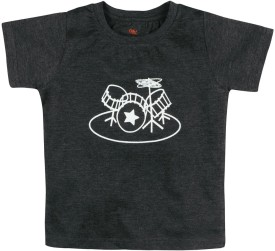 Oye Printed Boy's Round Neck T-Shirt