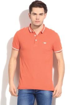 Levi's Solid Men's Polo T-Shirt: T-Shirt