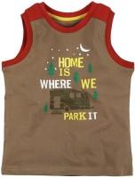 Oye Printed Baby Boy's Round Neck T-Shirt - TSHE9RDRHHJVDG39
