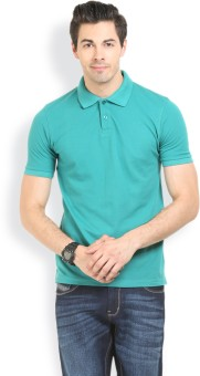 Max Solid Men's Polo T-Shirt - TSHE6JCN6AWFFHFR