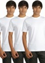 Campus Sutra Solid Men's Round Neck T-Shirt - Pack Of 3 - TSHDSMEYZR8RAFZW